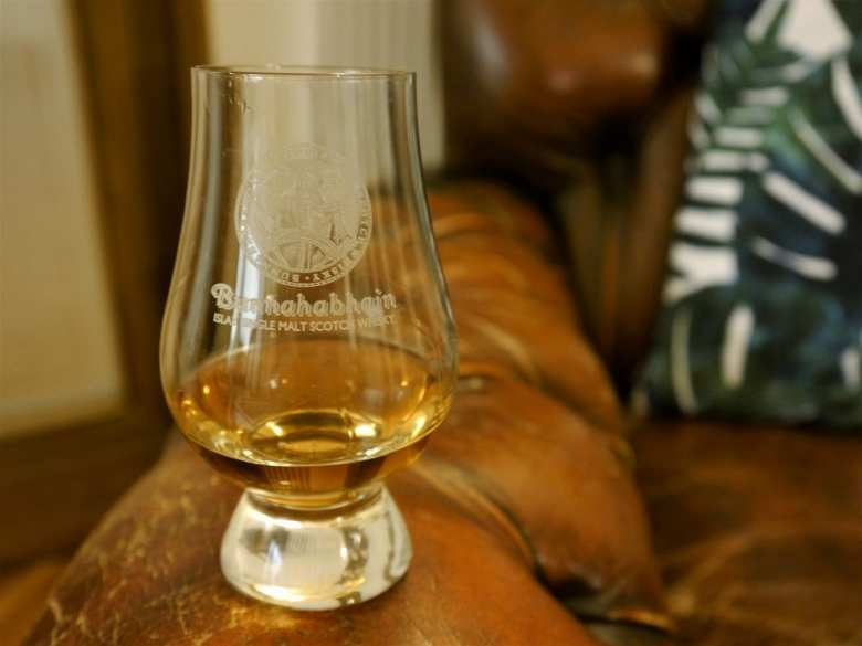 Bunnahabhain Single Malt.JPG