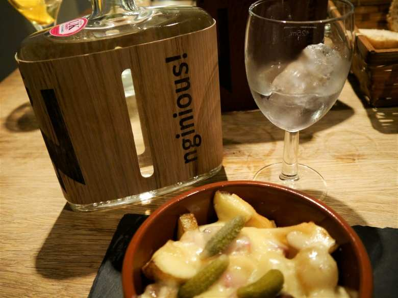 salted gin