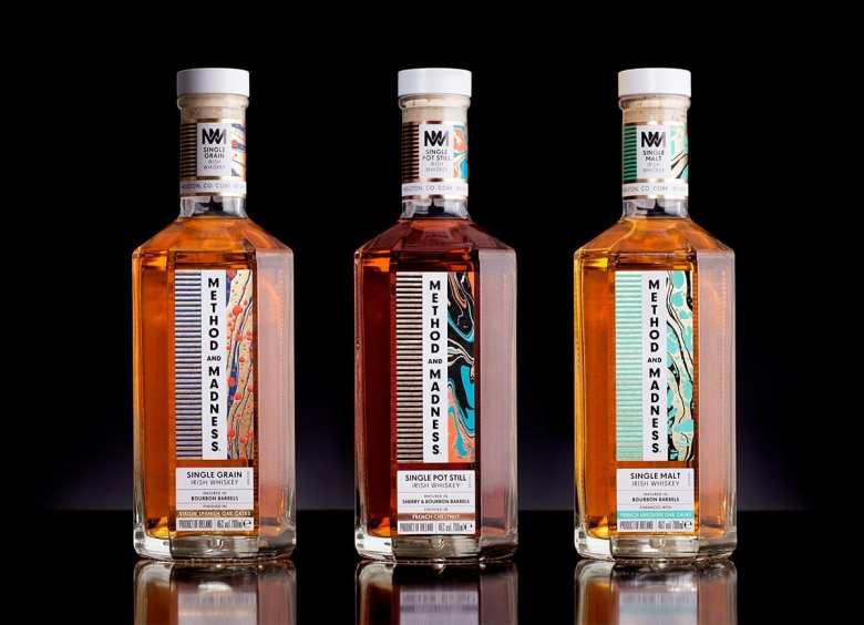 Method and Madness Irish Whiskey