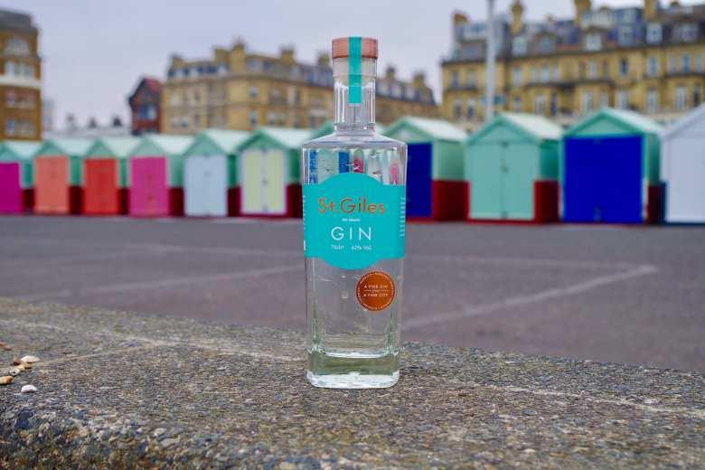 St Giles Gin Brighton