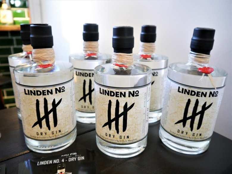 Linden Gin
