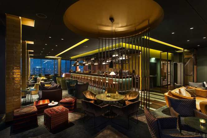 sky bar berlin interior