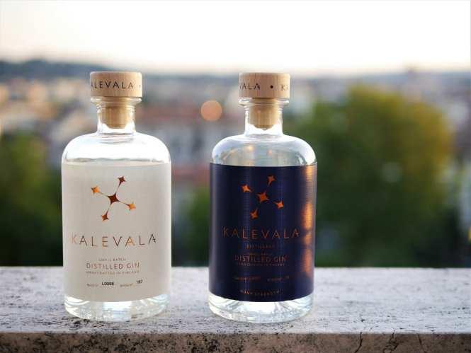 Navy Gin Kalevala