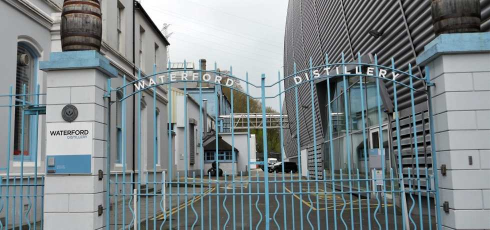 Waterford Distillery in Ireland
