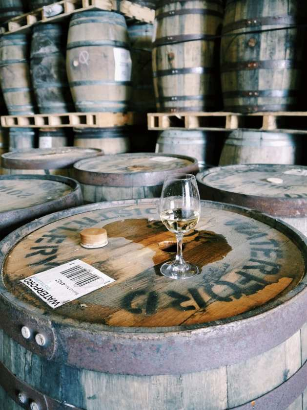 whisky warehous