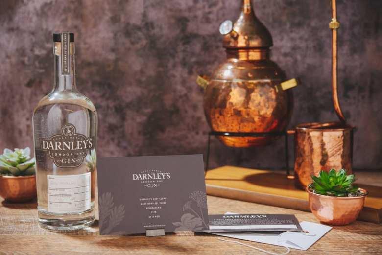 darney gin experience