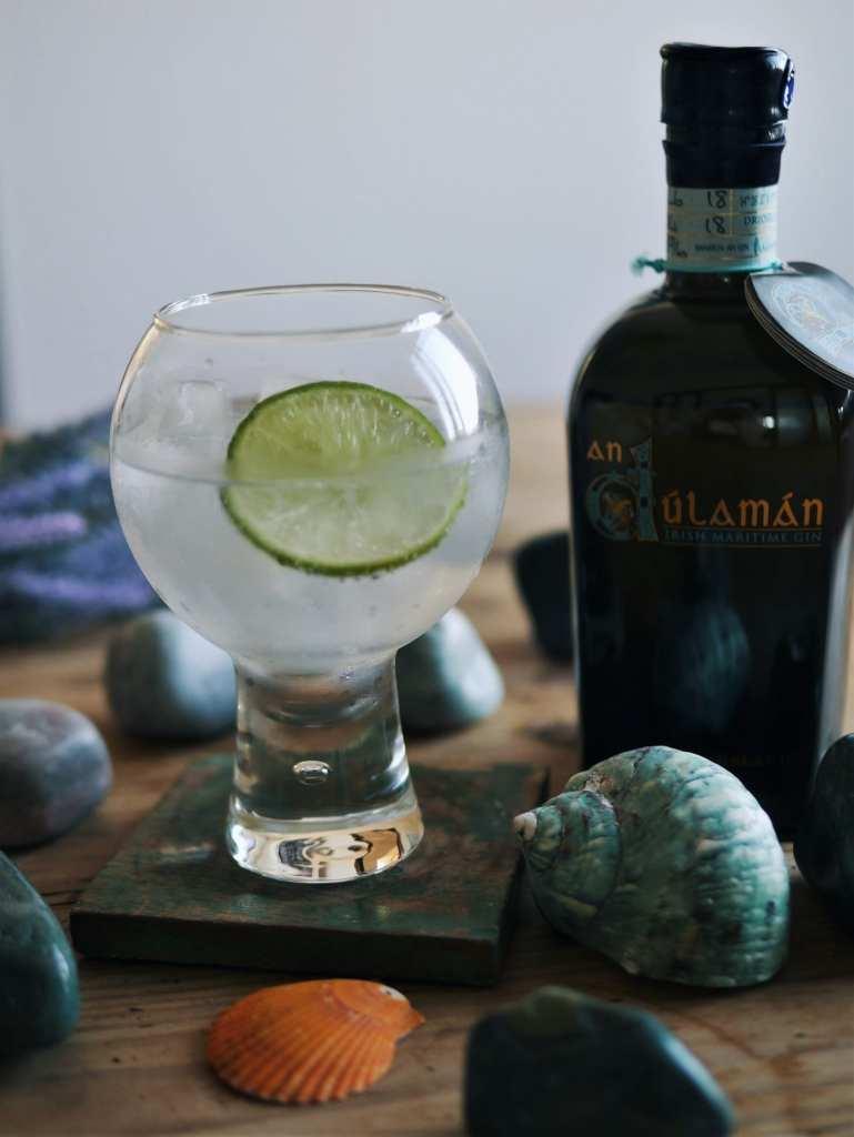 An Dulaman Savoury gin