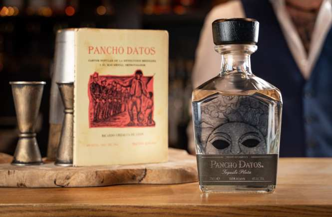 Pancho datos tequila plata