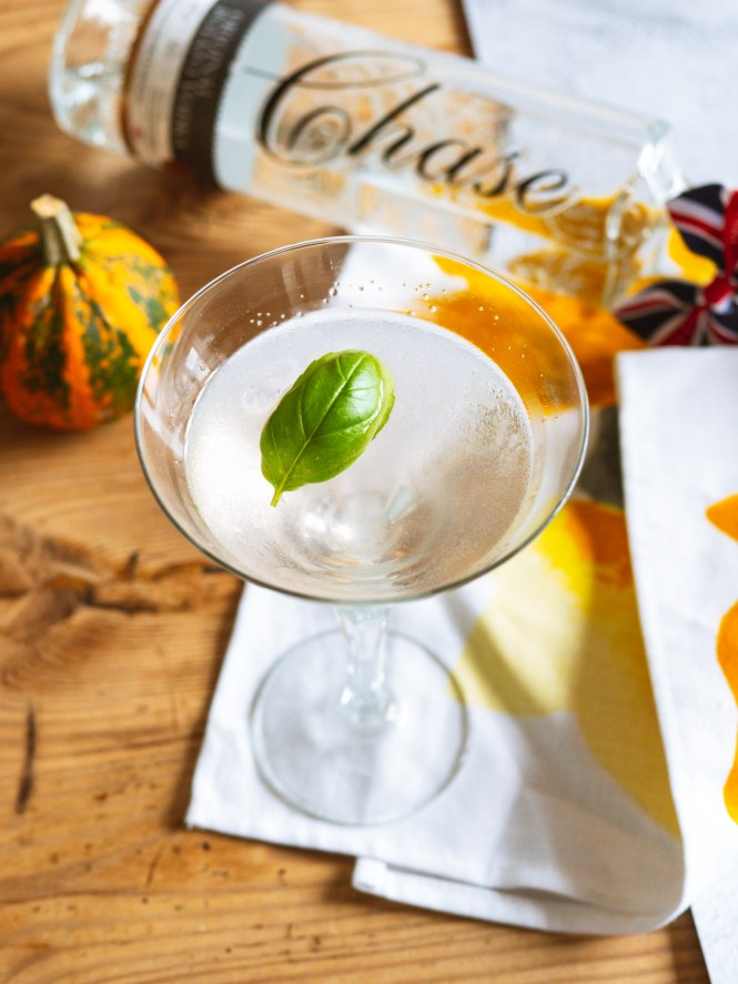 Chase original Potato Vodka Martini