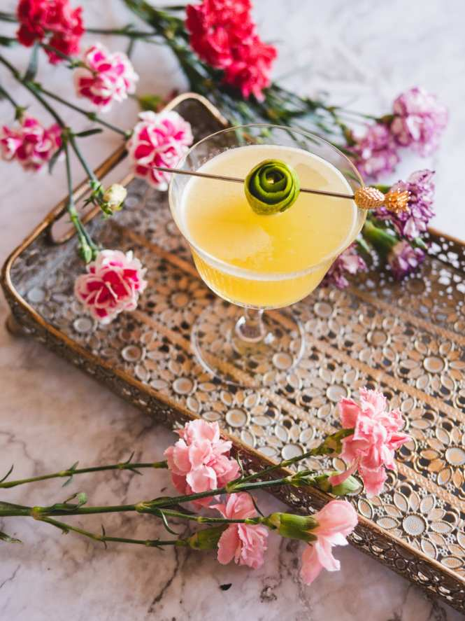 Low abv prosecco cocktail