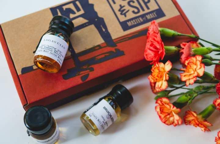 whisky subscription box