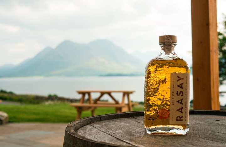 Isle of Raasay whisky