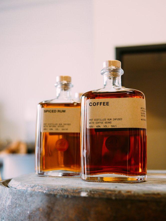 Wester Distillery rums