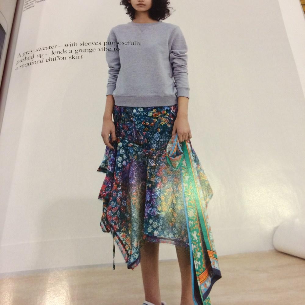 April Vogue
