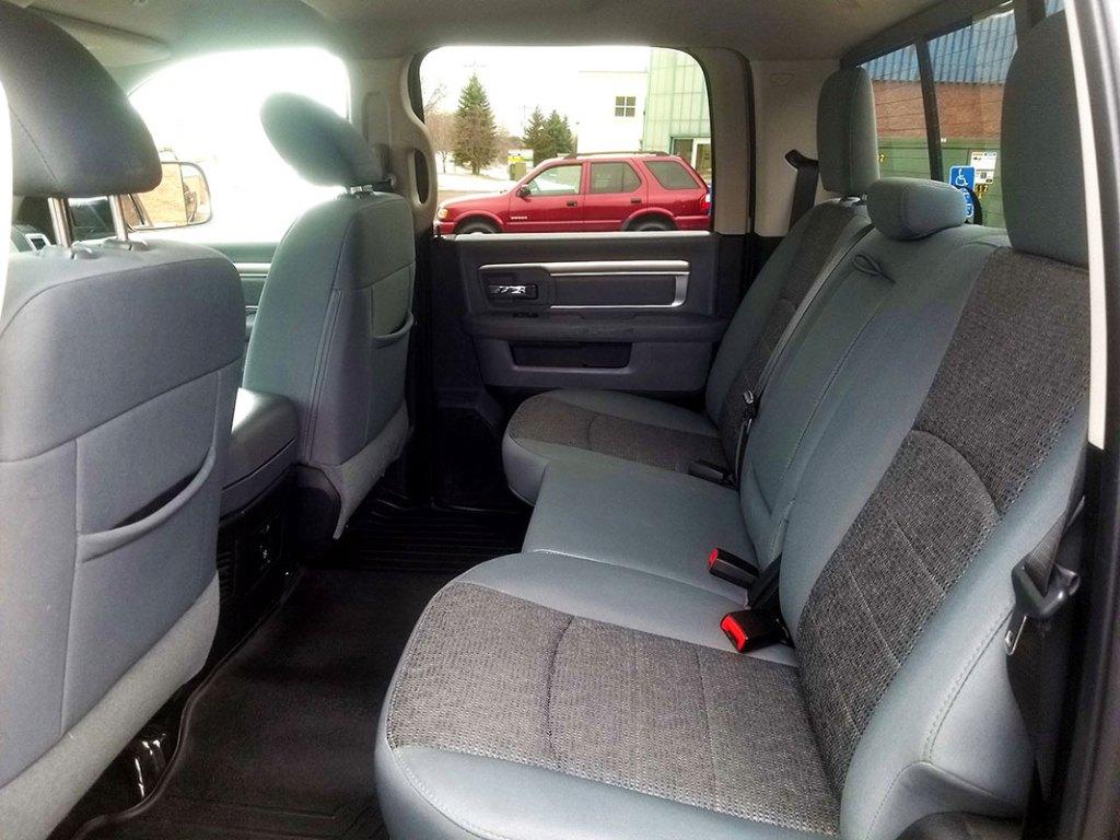 Vehicle interior detailing Woodbury, MN.