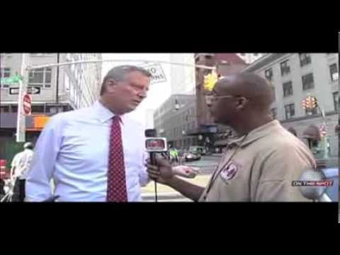 How Bill De Blasio Won The Primary 2013