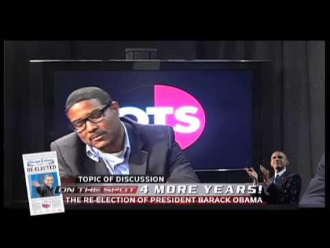 On The Spot, Nov. 17 2012, Part 1