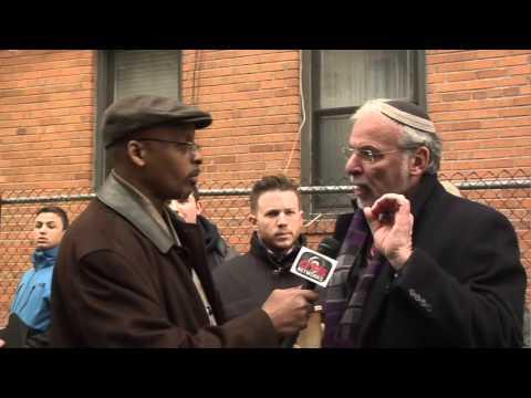 Assemblyman Dov Hikind on Bernie Sanders 4 8 16 in Brooklyn