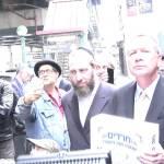 John Kasich in Brooklyn Borough Park Section 4 12 16