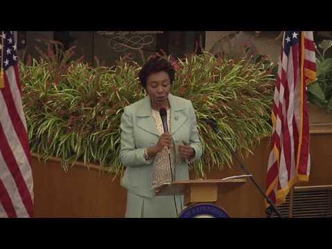 Congresswoman Yvette Clarke TownHall 4-19-17