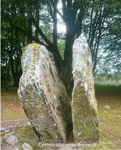 Clava Cairns 1 242x300 - Outlander tour 11-18 April