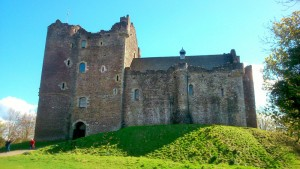 Doune Castle2 300x169 - Outlander tour 11-18 April