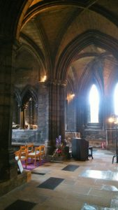 glasgow undercroft 169x300 - Outlander Tour 24-30 September