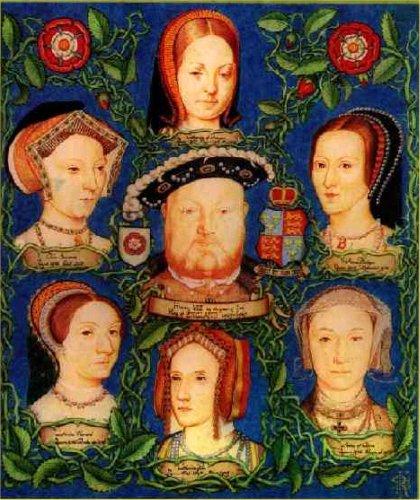 Henry 8th And Anne Boleyn