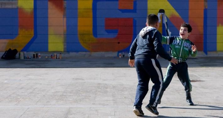 Riqualificazione Urbana - Quadraro 2009