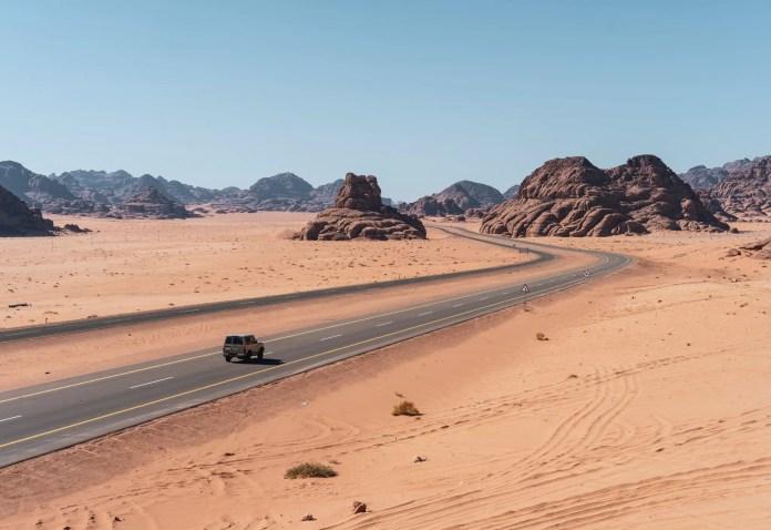 Travel in Saudi Arabia: The Ultimate Backpacker's Guide (2020)