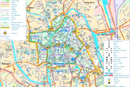 ghent tourist map pdf » Full HD MAPS Locations - Another World ...