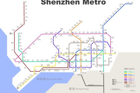 shenzhen map » Another Maps [Get Maps on HD] | Full HD Another Maps