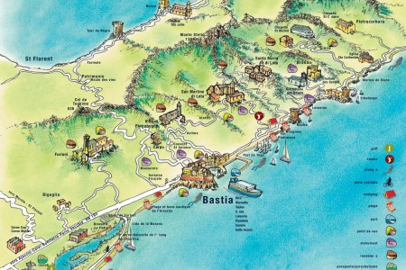 map corsica tourist information » Free Wallpaper for MAPS | Full Maps
