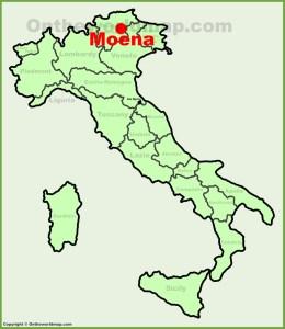 moena italien karta moena hotel map » ..:: Edi Maps ::.. | Full HD Maps moena italien karta
