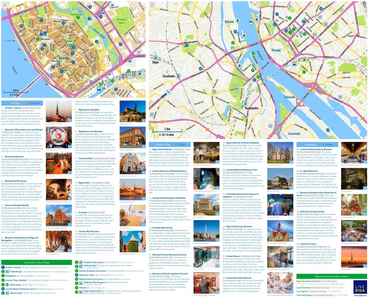 Riga Map Full HD Pictures K Ultra Full Wallpapers - Old riga map
