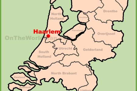 haarlem holland map » [HD Images] Wallpaper For Downloads | Easy Picture