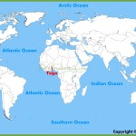 Togo Maps Maps Of Togo Togolese Republic
