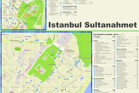 map of surroundings of istanbul map » Full HD MAPS Locations ...