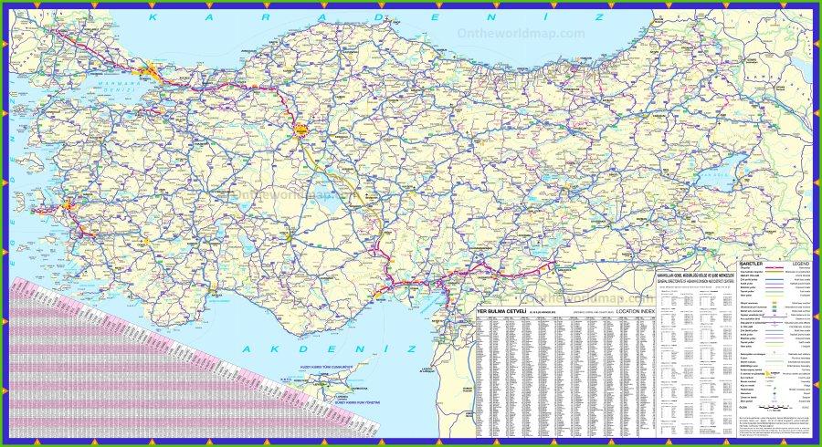 large detailed of north aegean sea map » ..:: Edi Maps ::.. | Full ...