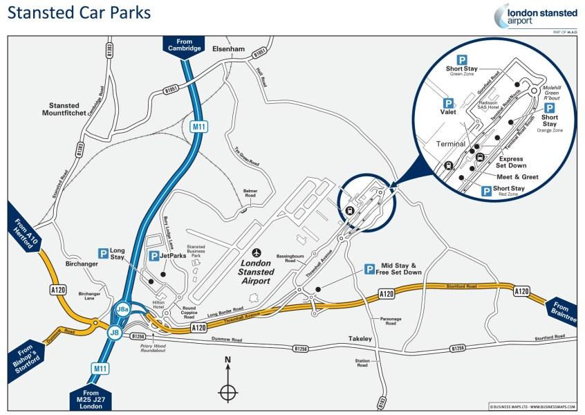 gatwick car parking space map » ..:: Edi Maps ::..   Full HD Maps