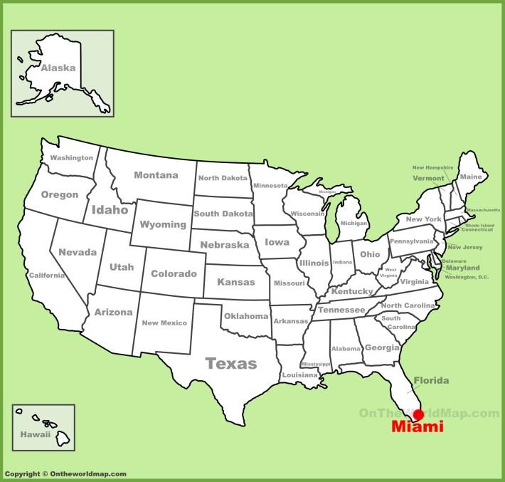 miami maps | florida, u.s. | maps of miami