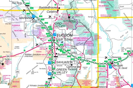 usa road map with national parks » Full HD MAPS Locations - Another ...
