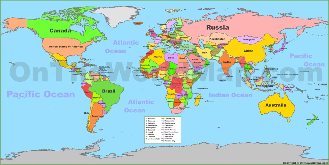 Pictures of world map with countries gendiswallpaper world maps of all countries cities and regions the gumiabroncs Choice Image