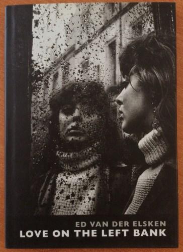 Ed van der Elsken; Cover of 1999 Dew Lewis English edition Love on the Left Bank