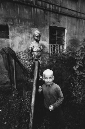 Boris Smelov (1976) Silver Boy.
