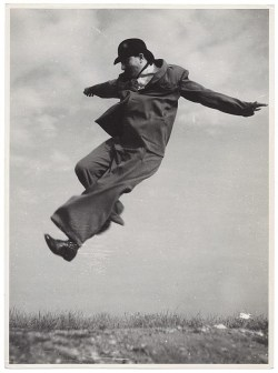 Karel Hajek (1935-38) from the series Studies of Movements and Positions