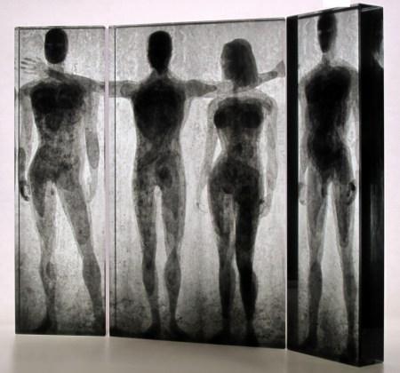 Michal Machu (2012) Glass Gellage No. XXXIX
