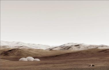 Michael Najjar (n.d., since 2011) Sands of Mars