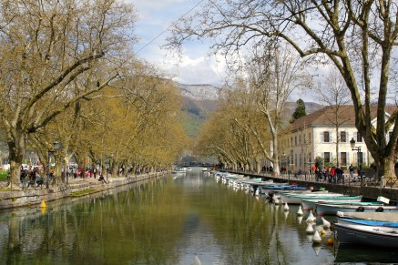 Town of Annecy