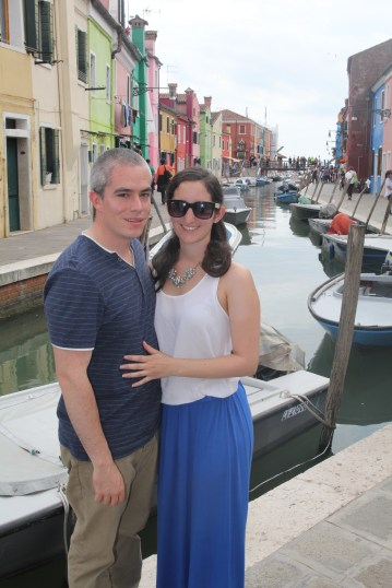 Lunch in Burano